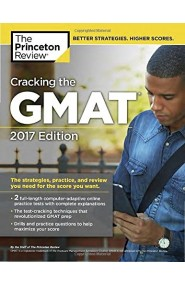 Cracking the GMAT with 2 Computer - Adaptive Practice Tests