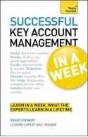 Teach Yourself Key Account Management In A Week