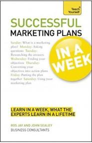 Teach Yourself Marketing Plans In A Week