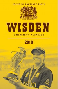 Wisden Cricketers' Almanack 2018