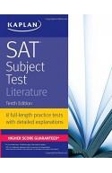 SAT Subject Test Literature (Kaplan Test Prep)