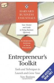 Entrepreneurs Toolkit Tools and Techniques