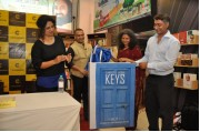 Keys Book Launch