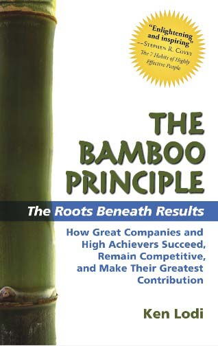 The Bamboo Principle