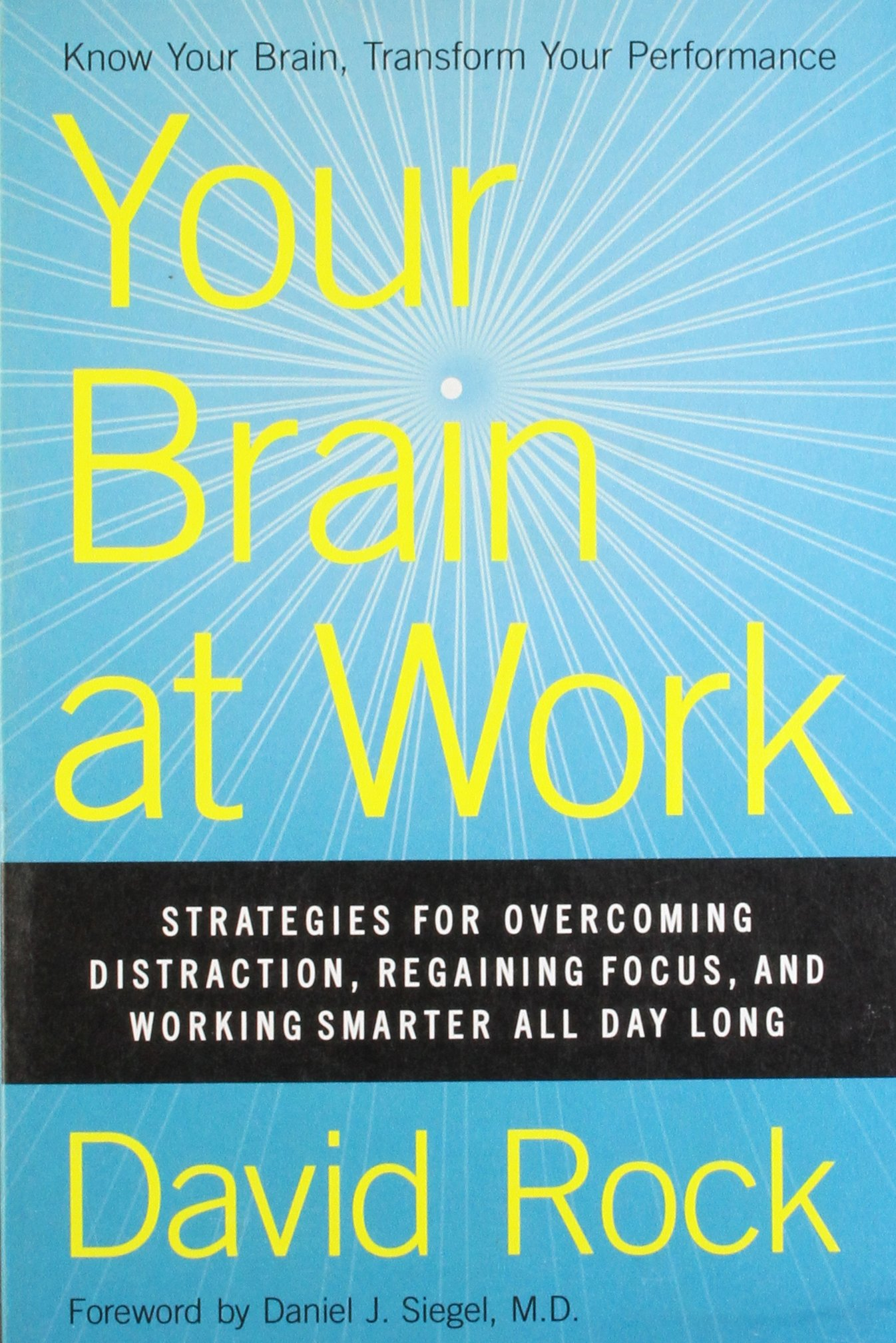 Your Brain at Work(P)