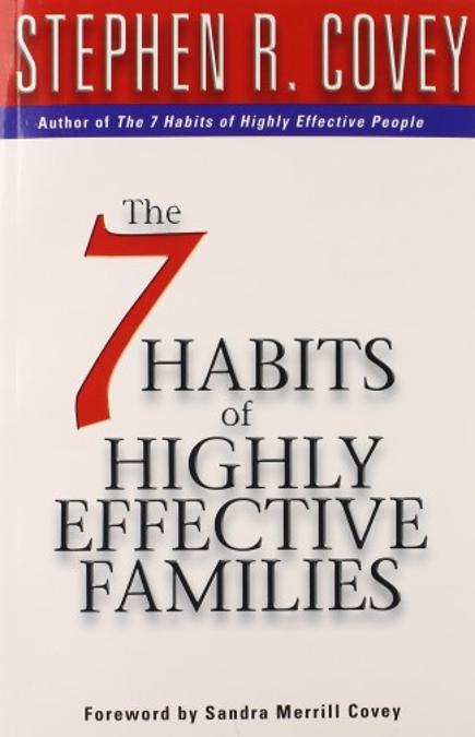 7 Bits of Highly Effective Families