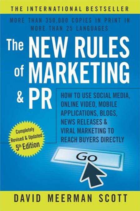 New Rules Of Marketing and Pr,The