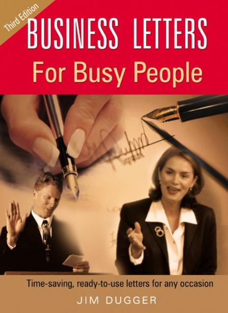 Business Letters For Busy People