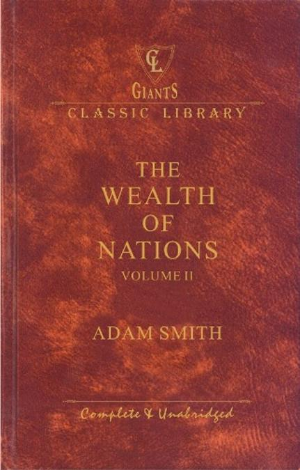 Gcl:Wealth of Nations (Vol Ii)