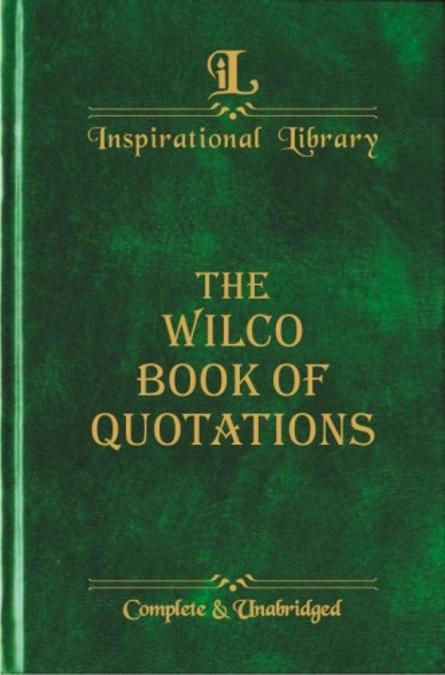 Il:Wilco Book of Quotations