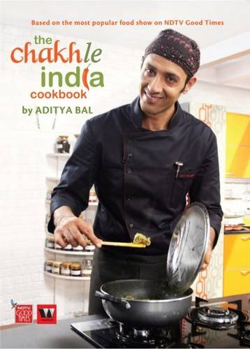 The Chakh Le India- Cookbook
