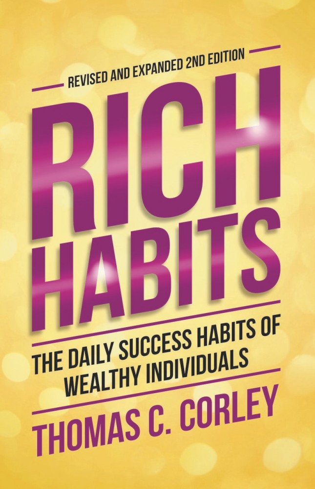 Rich Habits:The Daily Success habits of wealthy individuals