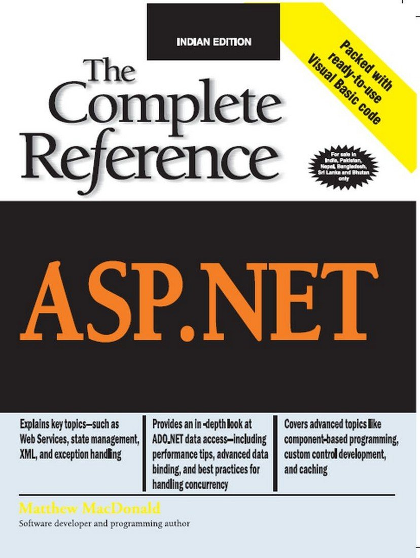 ASP.NET: The Complete Reference
