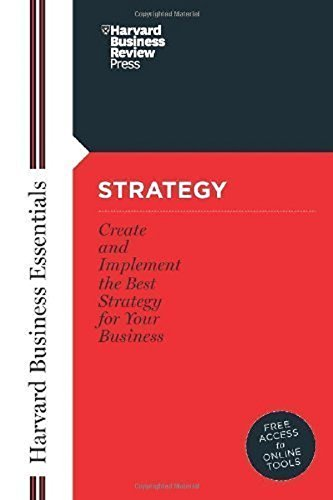Harvard Business Essentials: Strategy