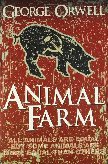 absurdism in george orwell s animal farm George orwell george orwell (1903-1950) is one of england's most famous writers and social commentators he is the author of the classic political satire animal farm and the dystopian masterpiece nineteen eighty-four.