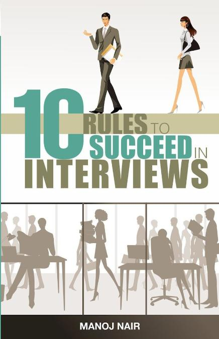 10 Rules To Suceed In Interviews
